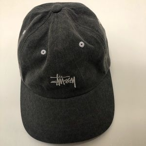 Grey Low Pro Suiting Stussy
